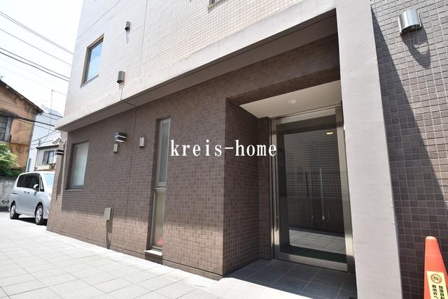 クロシェット早稲田の外観画像