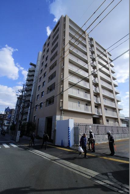 ファインフラッツ茨木西中条/鉄筋コン/11階建て