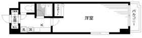 グレース東神田9階Fの間取り画像