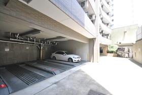 グランド・ガーラ渋谷駐車場