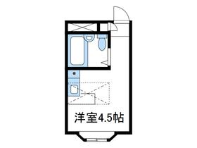 ベルピア伊勢原1-11階Fの間取り画像