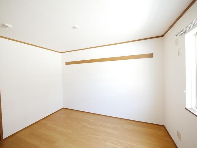 ソレアードA居室
