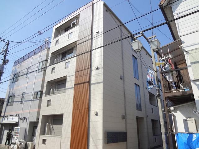 鮫洲駅 徒歩2分外観