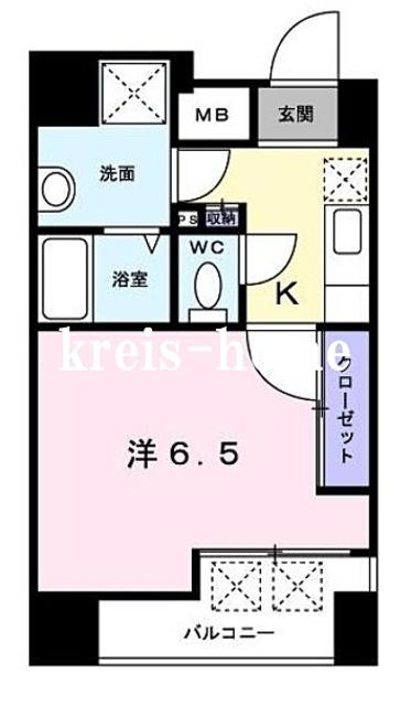 ART岩本町間取図