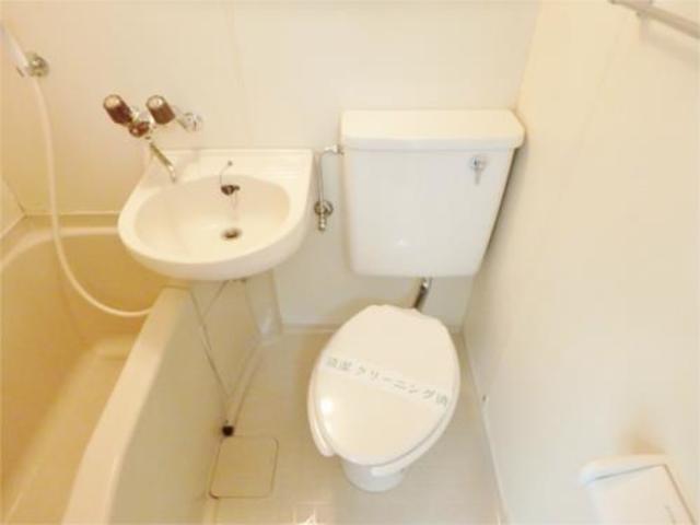 三恵ハウスBトイレ