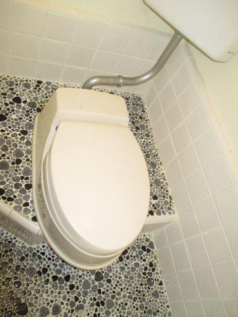旭荘トイレ