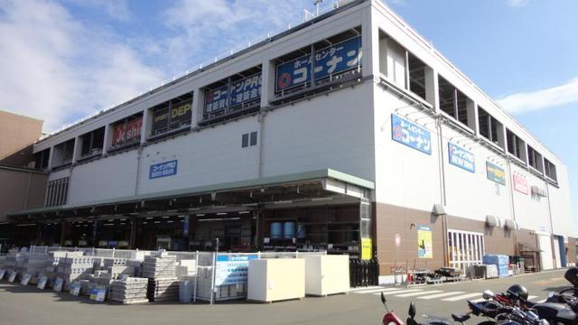 シャンピア長坂[周辺施設]ホームセンター