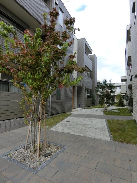 Courtyard武蔵野公園West共用設備