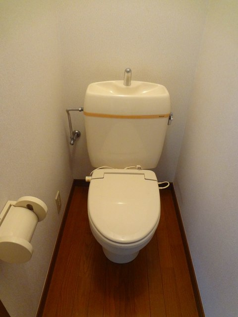 マタヨシハイツトイレ