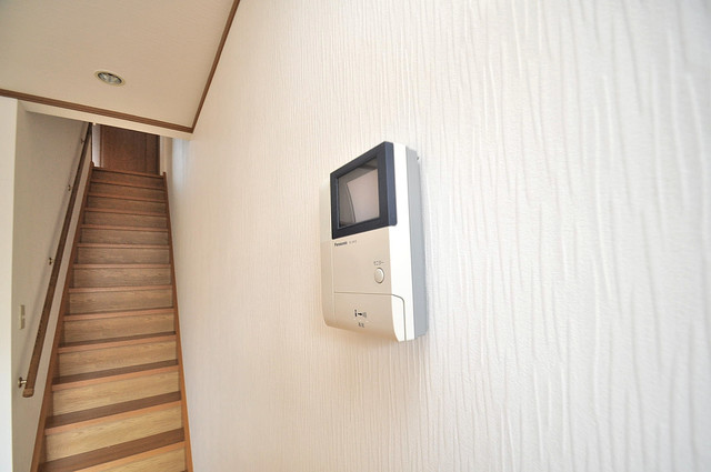 ハイムタケダT-11 TVモニターホンは必須ですね。扉は誰か確認してから開けて下さいね