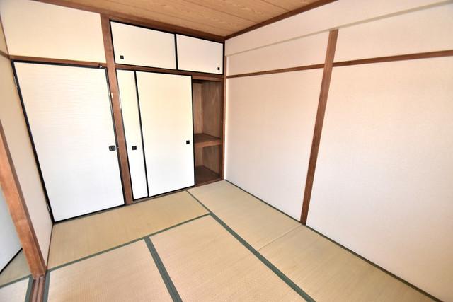 三国プラザ 陽当りの良いベッドルームは癒される心地良い空間です。