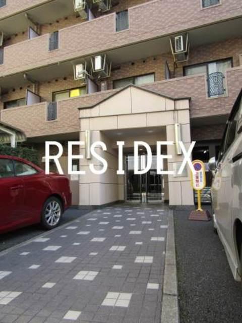 神田駅 徒歩8分エントランス