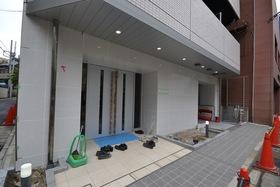 五反田駅 徒歩8分エントランス