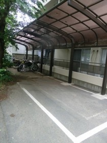 川口ハイム駐車場