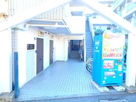 スカイコート橋本2エントランス