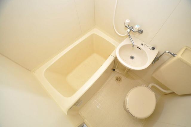 MAプレイス シャワー一つで水回りが掃除できて楽チンです