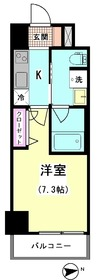 IZM戸越 1003号室