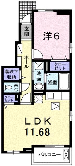 コンフォーティア鎌倉間取図