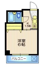 ANNEX ITO2階Fの間取り画像