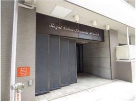 京急川崎駅 徒歩8分エントランス