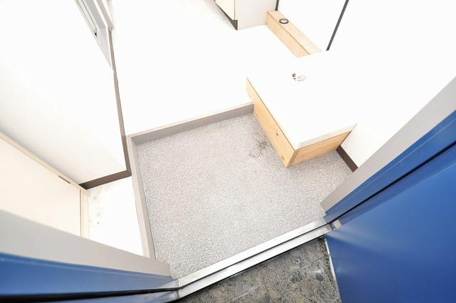 新深江ツリガミビルパートⅠ 素敵な玄関は毎朝あなたを元気に送りだしてくれますよ。