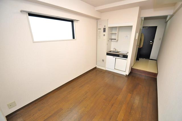 ボーリバージュ 明るいお部屋は風通しも良く、心地よい気分になります。