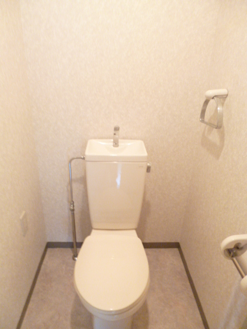 ヴィルヌーヴ赤塚トイレ