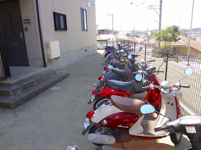 ベルカーサⅠ駐車場