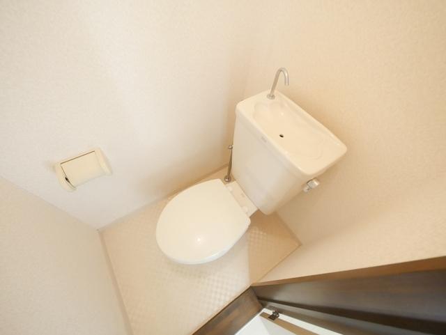 サニーハイツトイレ