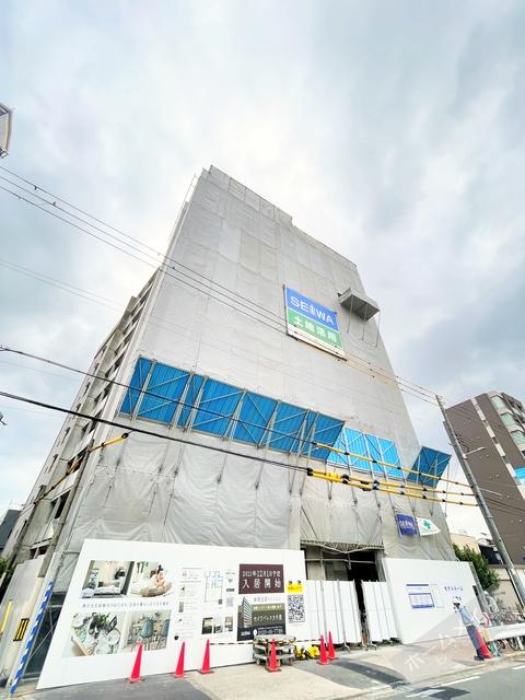 大阪市東成区大今里南2丁目の賃貸マンション