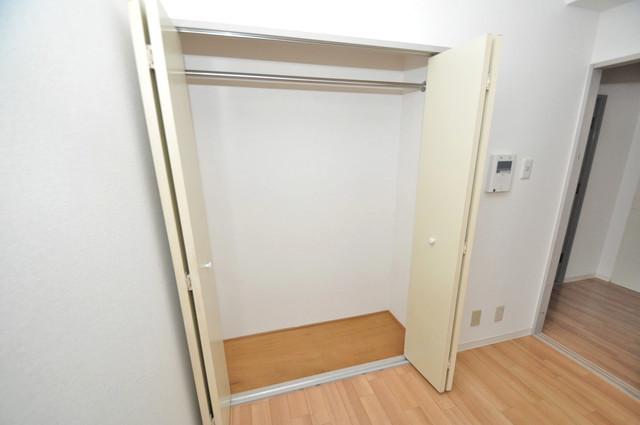ゴッドフィールドⅢ もちろん収納スペースも確保。いたれりつくせりのお部屋です。