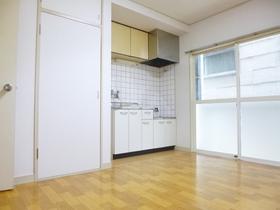 キッチン周りはこのようになっています
