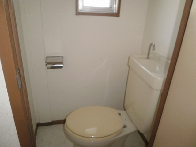 綿貫ハイツAトイレ