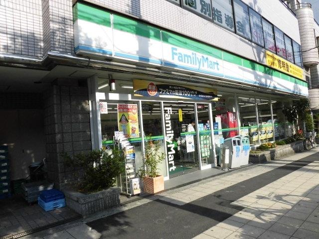 ファミリーマート北河堀店
