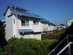 サンプラザ丸山台B棟の外観画像
