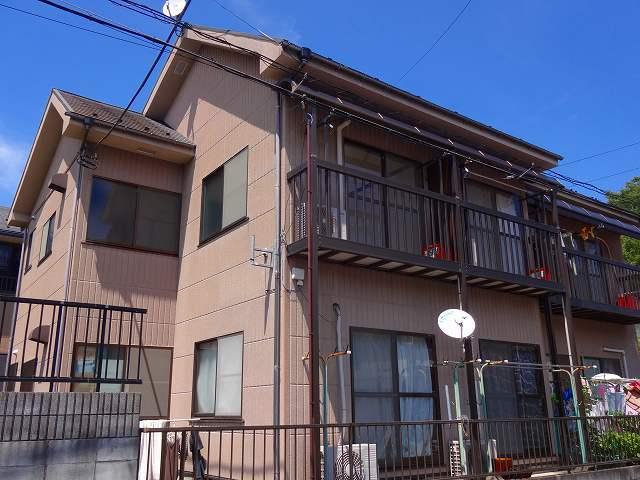 日吉本町駅 徒歩10分の外観外観
