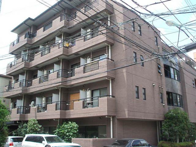 パークアヴェニュー新宿西外観