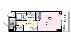 Arasai.K.A2階Fの間取り画像
