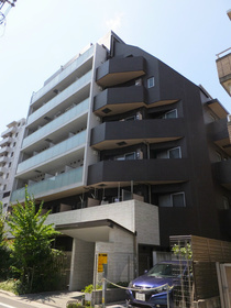 スカイコート蒲田壱番館の外観画像