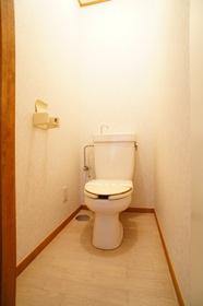 もちろんバストイレ別です。
