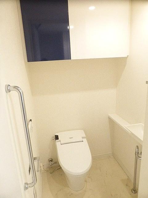 パークハウスワンズタワートイレ