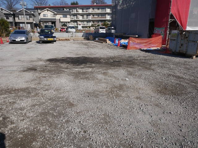 メイプルⅢ駐車場