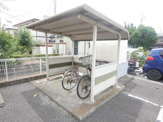 本厚木駅 バス10分「金田下宿」徒歩6分共用設備