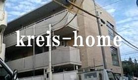 Hill House早稲田の外観画像