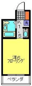 ヨコハマトラディショナルビュー1階Fの間取り画像