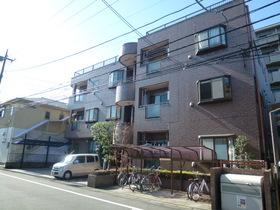 武蔵新城パークホームズの外観画像