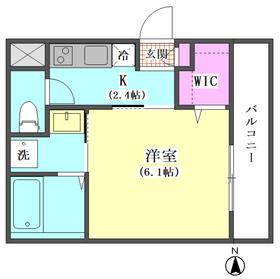 モンテーニュ 401号室