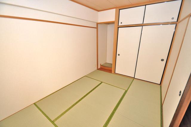 ベルビュー もうひとつのくつろぎの空間、和室も忘れてません。