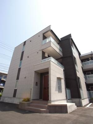 リブリ・Crest Yanagisakiの外観画像