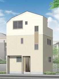 稲田堤新築戸建ての外観画像